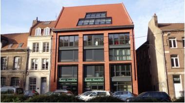 Appartement neuf Les Berges du Vieux Lille à Lille