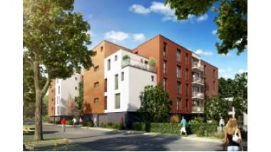 Appartements neufs L'Ilot Nature à Lille