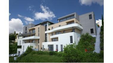 Appartements neufs Selena investissement loi Pinel à Obernai