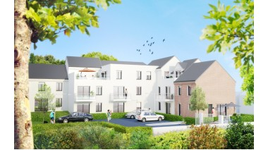 Appartements et maisons neuves La Petite Reine à Orléans
