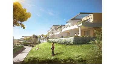 Appartement neuf Domaine du Frasso éco-habitat à Porticcio