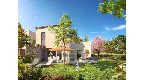 Appartement neuf Les Jardins de Sévigné éco-habitat à Valence