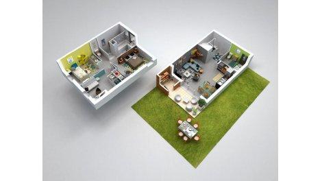 immobilier ecologique à Valence