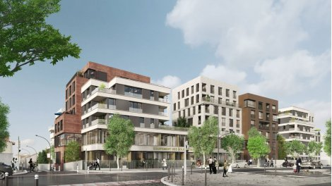 Appartement neuf Convergence investissement loi Pinel à Champigny-sur-Marne