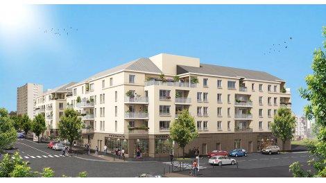 investissement immobilier à Melun