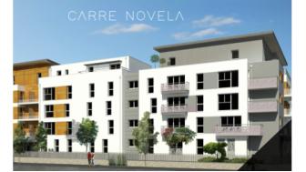 Appartements neufs Carré Novela investissement loi Pinel à Lucé