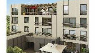 Appartements neufs Le Carré Desaix éco-habitat à Nantes