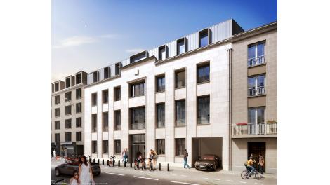 Appartement neuf L'Orangeraie à Nantes