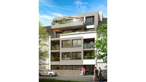 Appartements neufs L'Escale Océane investissement loi Pinel à Saint-Nazaire