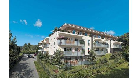 Appartement neuf Villa Appolina investissement loi Pinel à Annemasse