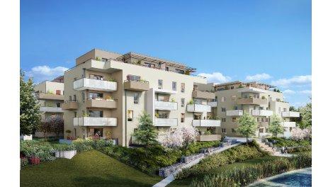 Appartement neuf Villa Aurélia investissement loi Pinel à Saint-Julien-en-Genevois