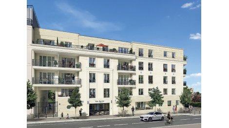 Appartement neuf Villa Camélia investissement loi Pinel à Nogent-sur-Marne