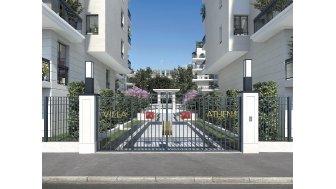 Appartements neufs Villa Athéna à Issy-les-Moulineaux