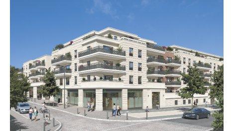 Appartement neuf Villa Angélina investissement loi Pinel à Saint-Cyr-l'Ecole