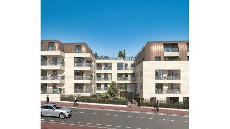 Appartement neuf Villa Julia investissement loi Pinel à Sceaux