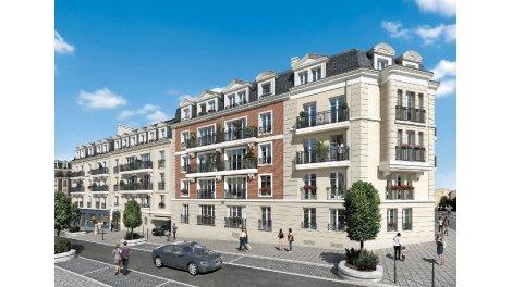 Appartement neuf Villa Auriana à La Garenne Colombes