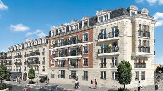 Appartements neufs Villa Auriana à La Garenne Colombes