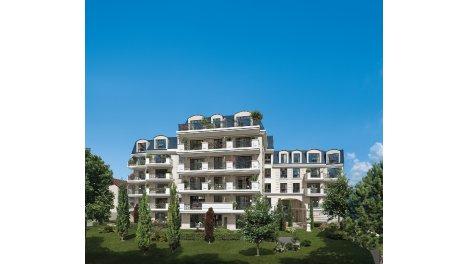 Appartement neuf Villa Loréna à Clamart