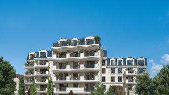 Appartements neufs Villa Loréna investissement loi Pinel à Clamart