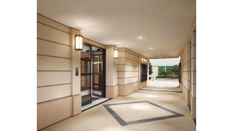 Appartement neuf Villa Héléna investissement loi Pinel à Croissy-sur-Seine