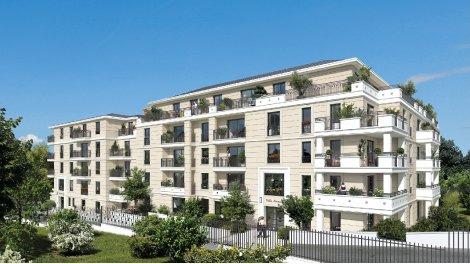Appartement neuf Villa Iréna investissement loi Pinel à Châtenay-Malabry