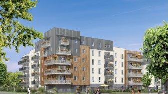 Appartements neufs Le Clos Sainte-Hélène éco-habitat à Saint-André-Lez-Lille