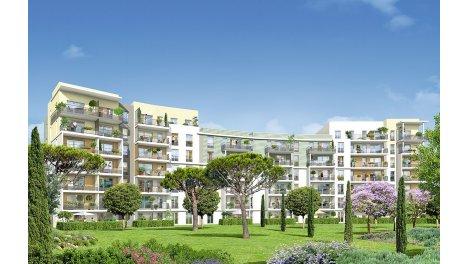 Appartements et maisons neuves Le Parc à Marseille 15ème