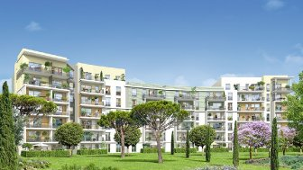 Appartements et maisons neuves Le Parc investissement loi Pinel à Marseille 15ème