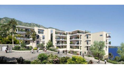 Appartement neuf Riviera investissement loi Pinel à Beausoleil