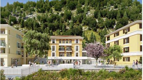 Appartements et maisons neuves Villa Augusta investissement loi Pinel à La Turbie