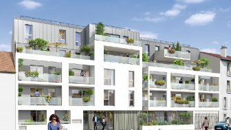 Appartements neufs Villa Florian investissement loi Pinel à Gagny