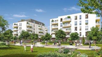 Appartements et maisons neuves Carré Jardin investissement loi Pinel à Bischheim