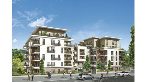 Appartements et maisons neuves Les Terrasses investissement loi Pinel à Trappes