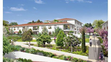 Appartement neuf Villa Verde à Feyzin