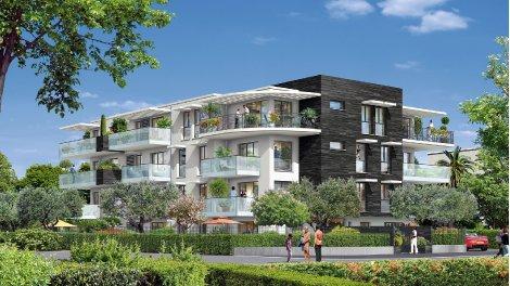 Appartements et maisons neuves Villa Adriana investissement loi Pinel à Nice