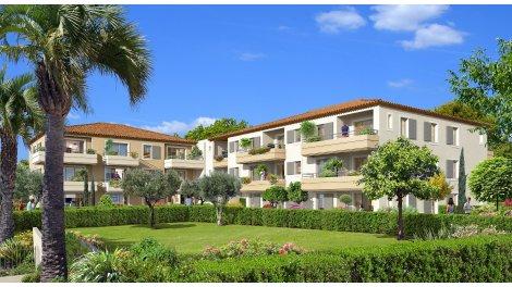 appartement neuf à Juan-les-Pins