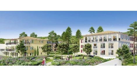 Appartements et maisons neuves Le Domaine à Cavalaire-sur-Mer