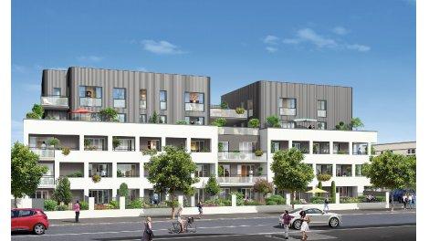 Appartements neufs Constellation investissement loi Pinel à Strasbourg