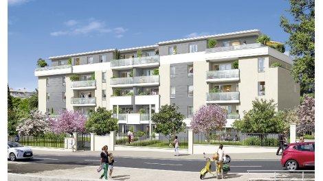 Appartements et maisons neuves Dolce Riviera à Le Cannet