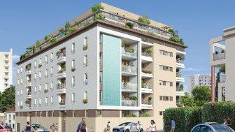 Appartements et maisons neuves Le Plazza investissement loi Pinel à Marseille 4ème