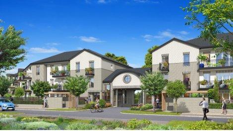 Appartements et maisons neuves Le Domaine du Parc investissement loi Pinel à Sequedin