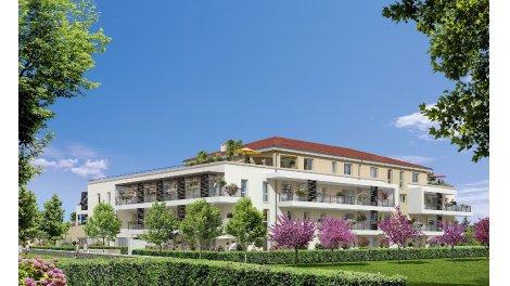Appartements et maisons neuves La Closerie investissement loi Pinel à Chaponost