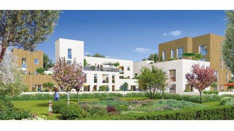 Appartement neuf Jardin des Etoiles investissement loi Pinel à Cergy