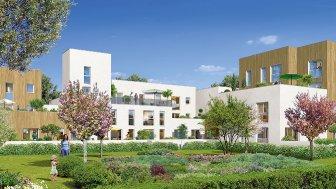 Appartements et maisons neuves Jardin des Etoiles éco-habitat à Cergy