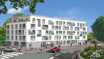 Appartements neufs Urban Parc éco-habitat à La Courneuve
