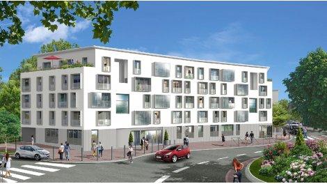 appartement neuf à La Courneuve