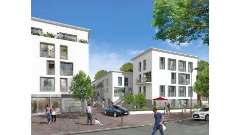 logement neuf à La Courneuve