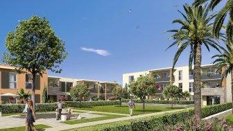 Appartements et maisons neuves Le Clos des Orangers éco-habitat à Fréjus