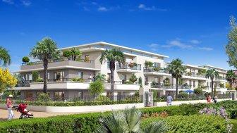 Appartements et maisons neuves Clos Azur éco-habitat à Cagnes-sur-Mer