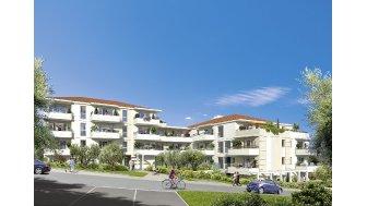 Appartements neufs Le Clos des Oliviers éco-habitat à Grasse